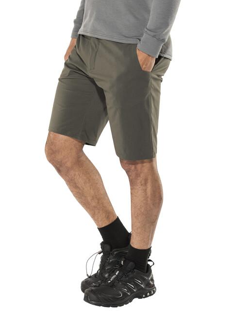 Haglöfs Mid Solid - Pantalones cortos Hombre - gris